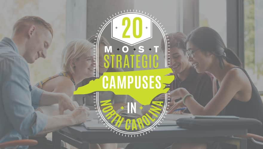 Resource: 20 Most Strategic College Campuses