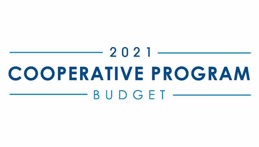 Resource: Cooperative Program 2021 Budget