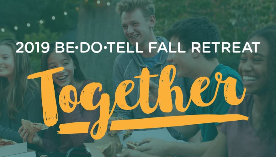 Event: 2019 BDT Fall Retreat