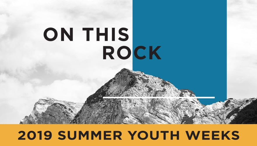 Event: 2019 Summer Youth Weeks