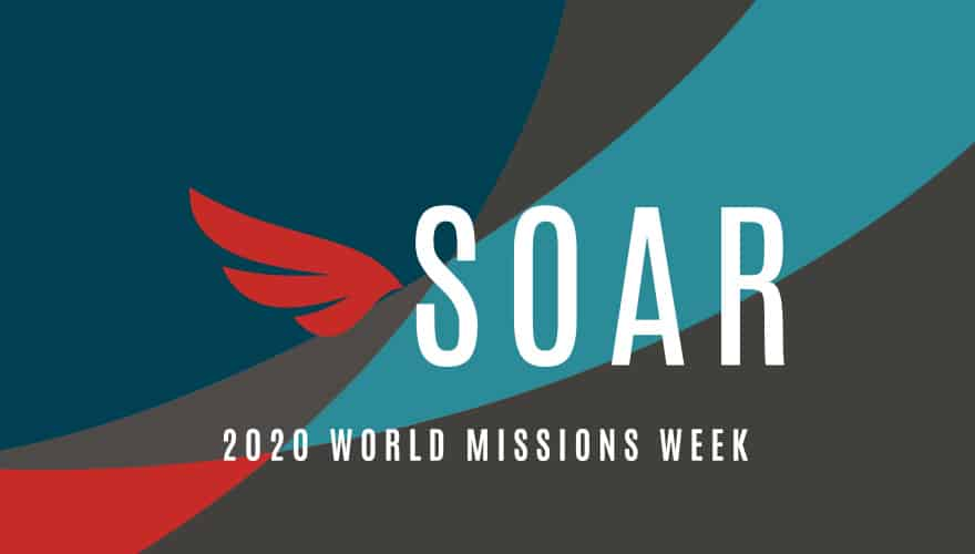 Event: World Missions Week 2020 (direct link)
