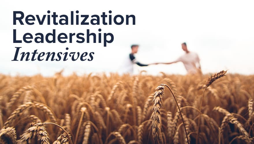 Event: Revitalization Leadership Intensives