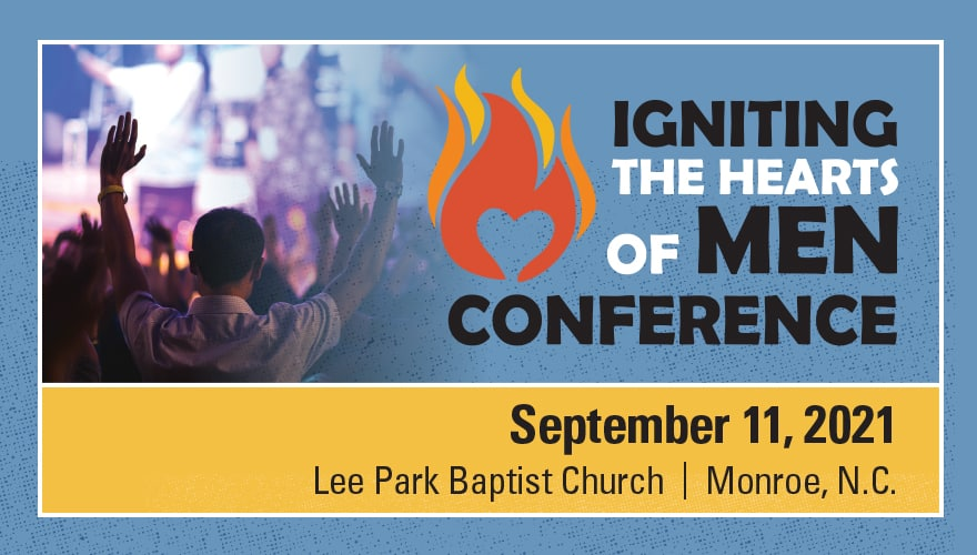Event: BOM Igniting the Hearts of Men Conf. (direct link)