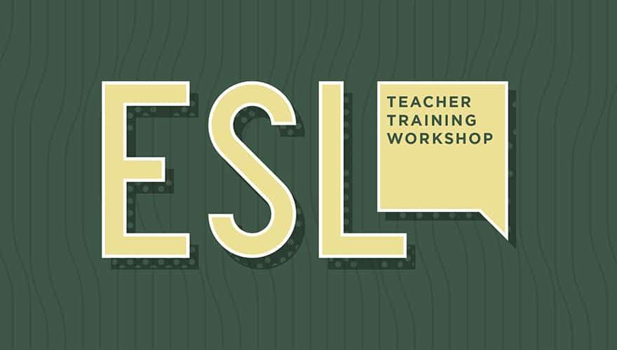 Event: ESL Teacher Training Workshop