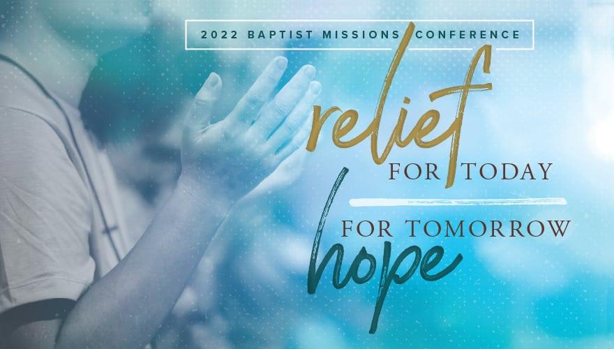 Event: BOM Baptist Missions Conf. (direct link)