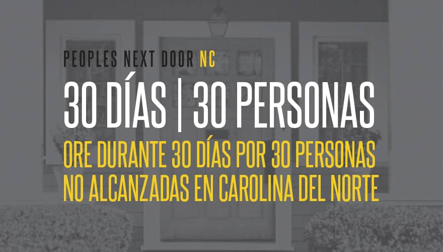 Resource: 30 Días 30 Personas